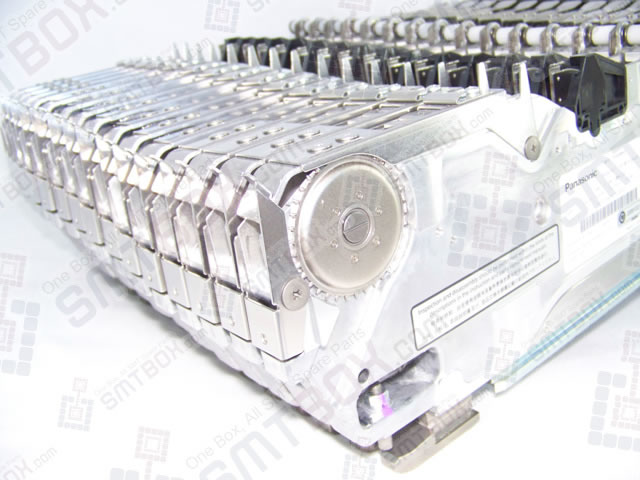 Enlarge - Panasonic KME NPM CM101 CM212 CM232 CM401 CM402 CM602 DT401 Intelligent Power Tape Feeder KXFW1KS6A00 12mm 16mm Emboss With Tape Splicing Joint Sensor