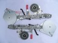 Hitachi/Sanyo TCM-X100 TCM-X200 Universal/UIC HSP4797 TF0812 8*4mm Paper Feeder